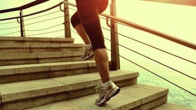 Maigrir du bas en faisant du sport