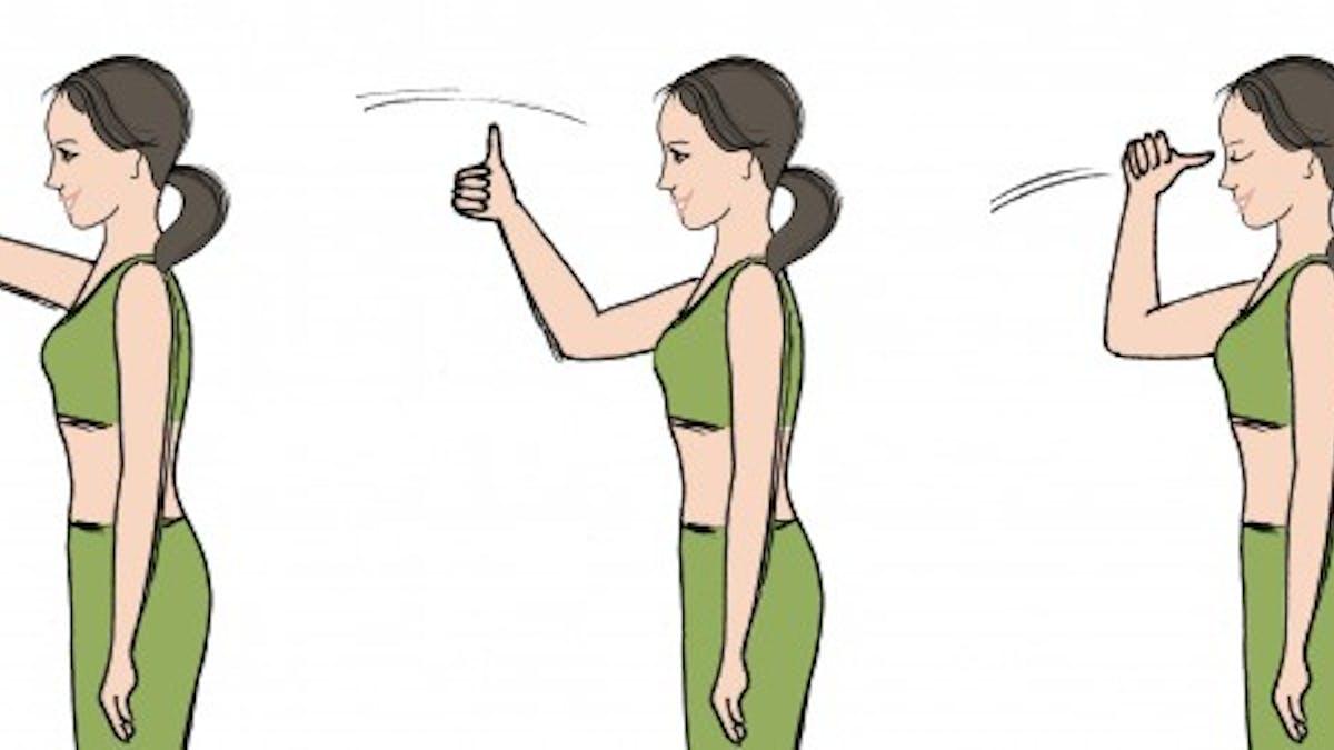 Bac 2019: 2 exercices pour bien se concentrer avant et pendant l'examen