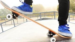 Skate, roller: comment limiter les chutes des enfants?
