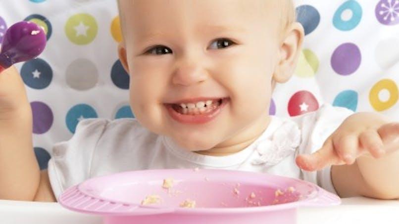 Bébé: les 0 - 3 ans ont une alimentation déséquilibrée