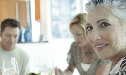 Ménopause: bien choisir son alimentation pour rester en forme!