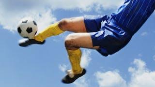 Foot: les blessures les plus fréquentes