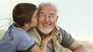 Vacances chez les grands-parents: ce qu'elles apportent aux enfants