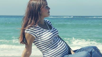 Enceinte en été: quelles précautions?