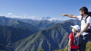 Montagne en été: et si on partait randonner en famille?