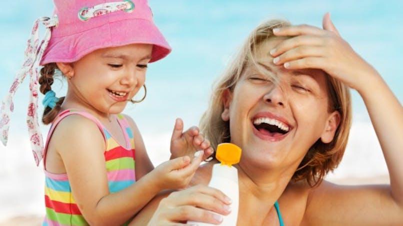 La crème et l'huile solaires faites maison sont dangereuses