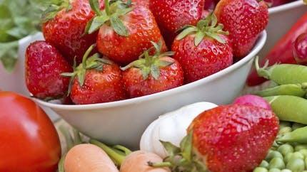 Le goût des fraises et des tomates déçoit les Français