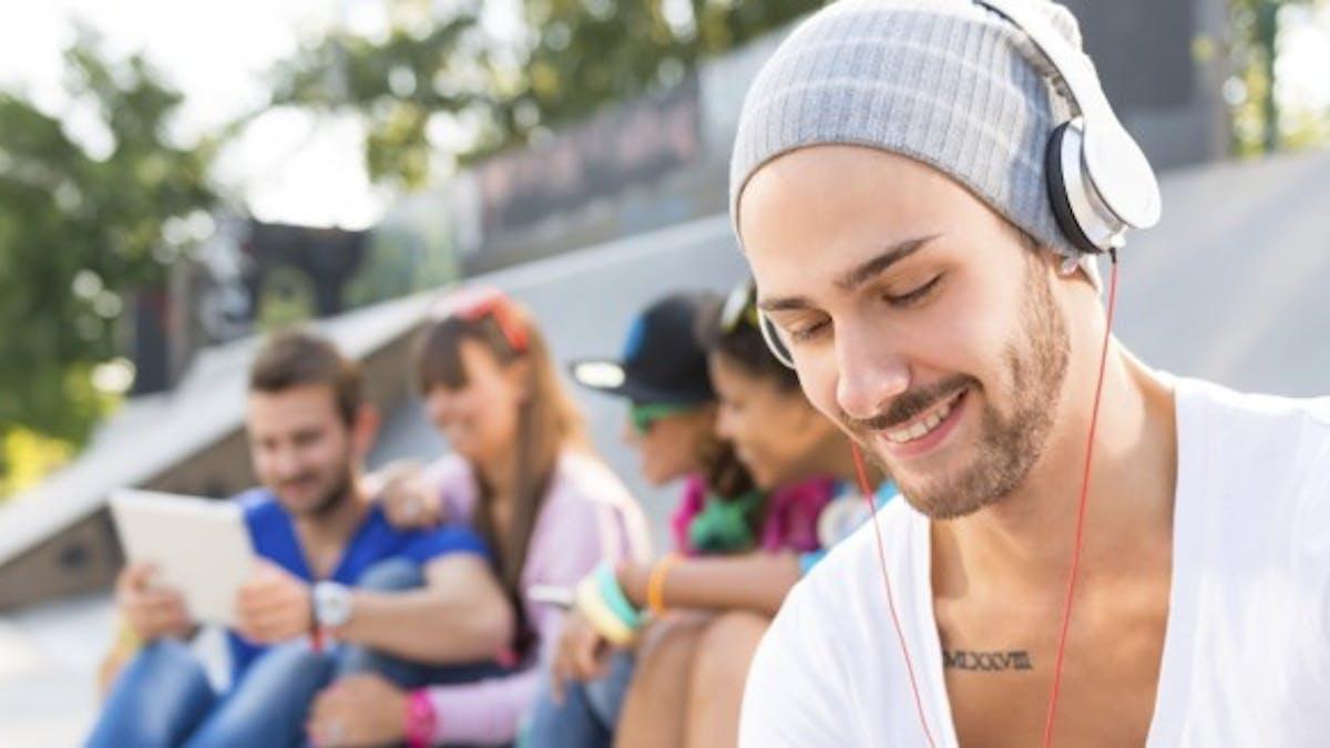 Certaines musiques renforcent la confiance en soi