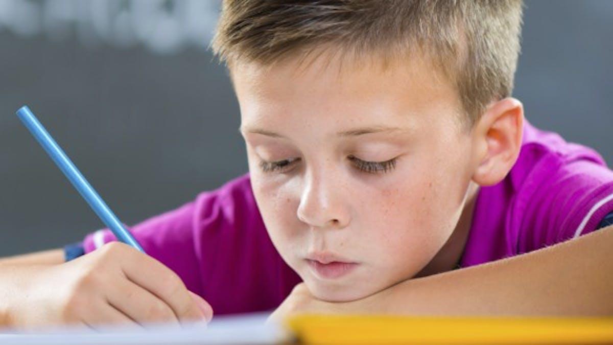 L'allergie nuit à la scolarité d'un enfant