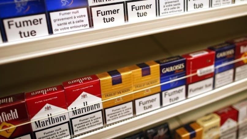 Le paquet neutre de cigarettes, en 2016 seulement
