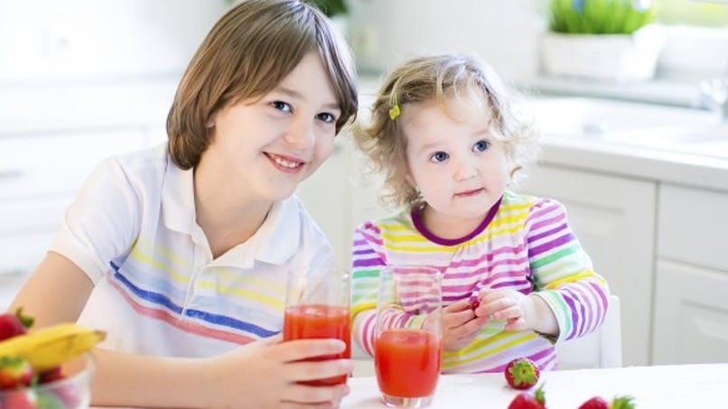 A 3 ans, mon enfant peut-il manger de tout?