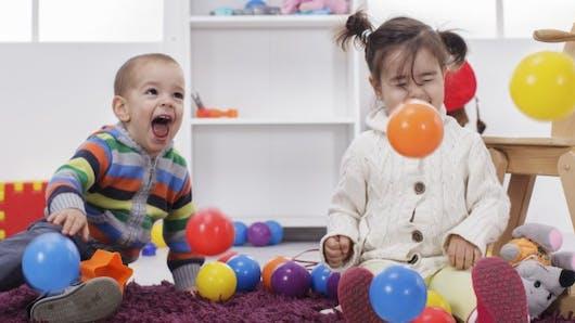De 6 à 36 mois: les jouets pour bien grandir