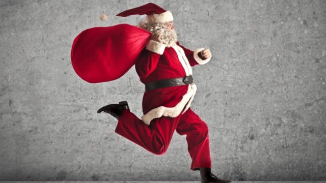 Faut-il laisser votre enfant croire au Père Noël ?  159019016