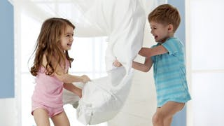 Chaque enfant doit-il avoir sa chambre?