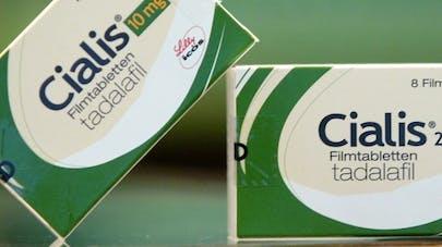 Après le Viagra,  le Cialis aura bientôt son générique contre les problèmes d'érection