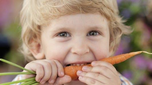 Comment faire aimer les légumes à son enfant