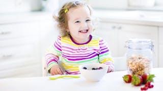 18 mois-3 ans: les aliments dont votre enfant a besoin