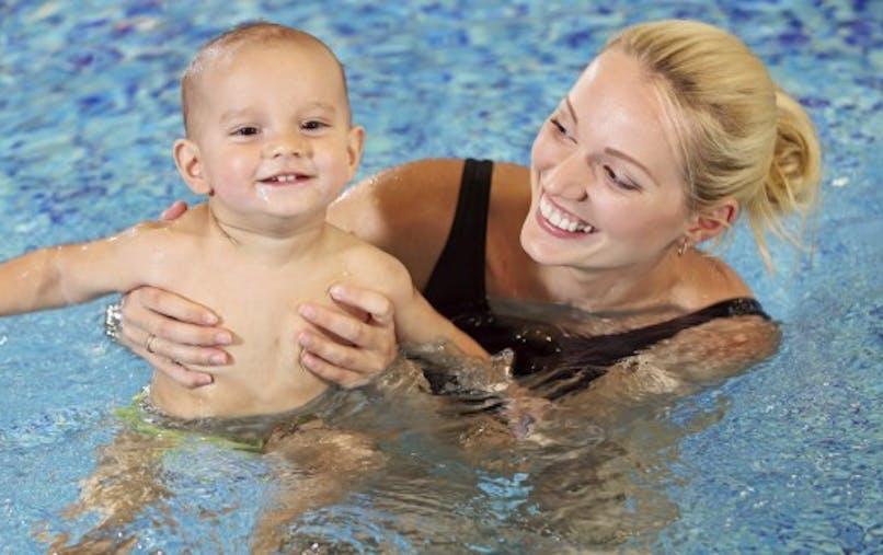 Les bébés nageurs: que du bonheur!