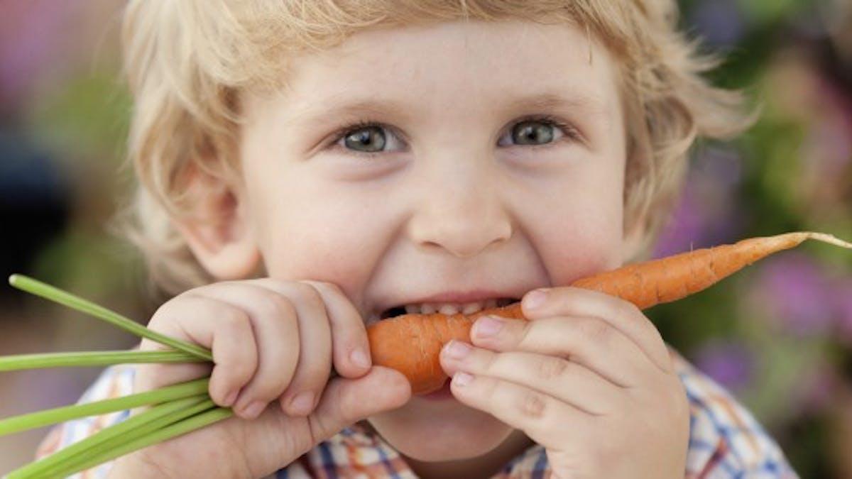 Nutrition enfants: pensez aux légumes surgelés ou en conserve!