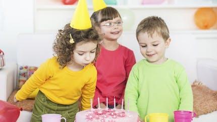 Bien organiser le premier goûter d'anniversaire de son enfant