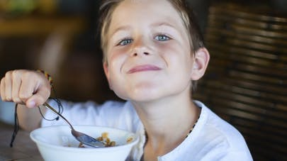 Le petit déjeuner idéal pour un enfant