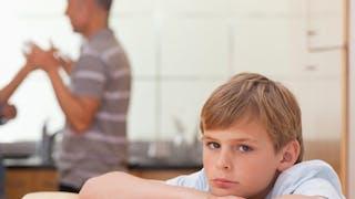 Préserver l'enfant des disputes des parents