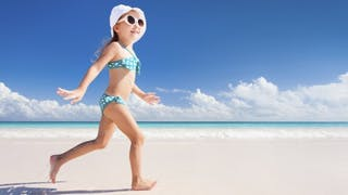 Savez-vous protéger vos enfants du soleil?