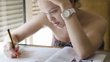 Aidez votre ado à être en forme pour les examens