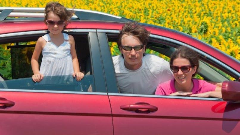 En voiture avec vos enfants, choisissez la sécurité