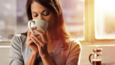 Trois tasses de café par jour, c'est bon pour la santé