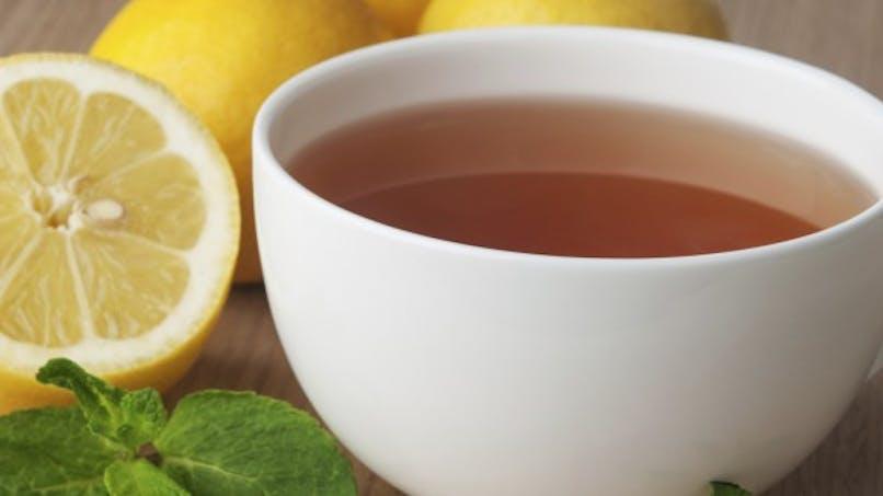 Du thé au citron contre le cancer de l'ovaire