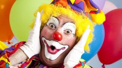 J'ai peur des clowns