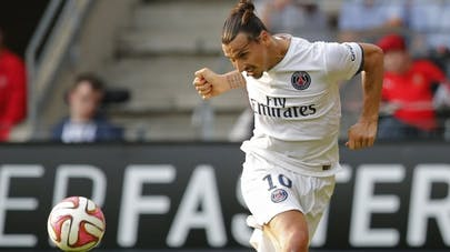 La talalgie de Zlatan Ibrahimovic, une maladie grave?