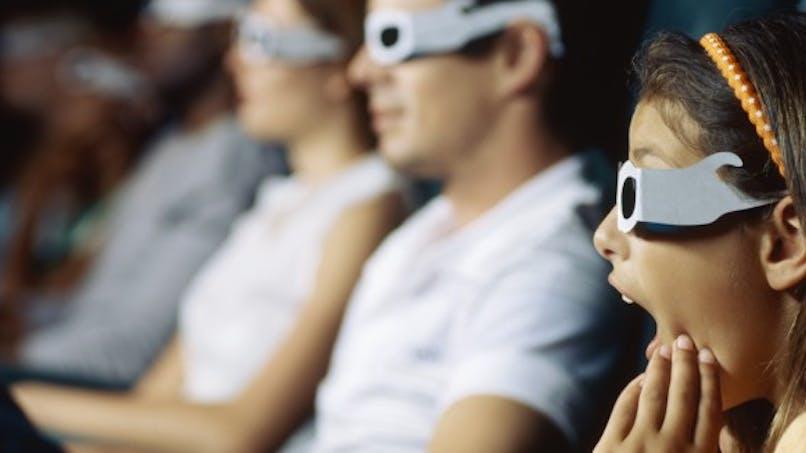 Films et jeux en 3D: attention aux yeux des enfants jusqu'à 13 ans