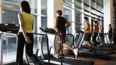 Salles de sport: alerte à l'air pollué