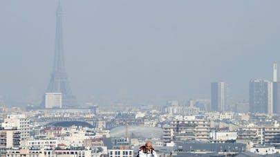 La pollution à Paris aussi nocive que le tabagisme passif
