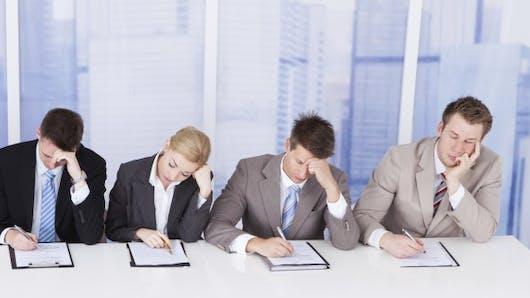 Burn-out, dépression: 26% des salariés sont exposés
