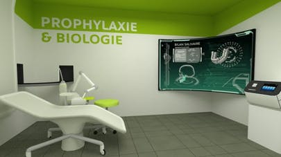 A quoi ressemblera le cabinet du dentiste en 2030