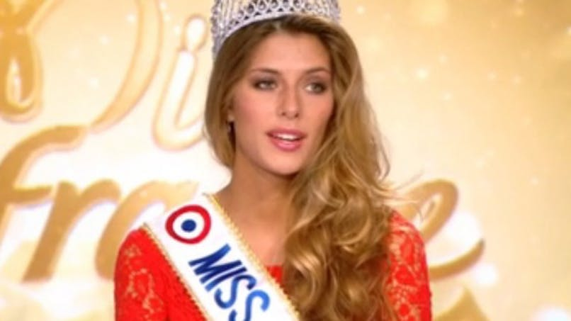 Miss France 2015: Camille Cerf s'engage contre le cancer