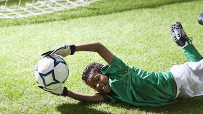 Oui, les épileptiques peuvent jouer au football!