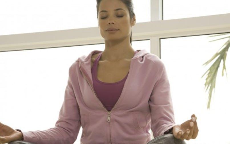 Sophrologie, méditation: évacuer les tensions avec la relaxation