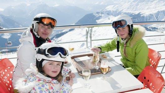 Vacances au ski: 10 conseils pour bien s'alimenter