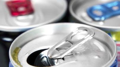 Les boissons énergisantes augmentent le risque d'hyperactivité.