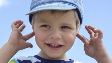 Surdité: premiers implants chez des enfants nés sans nerf auditif