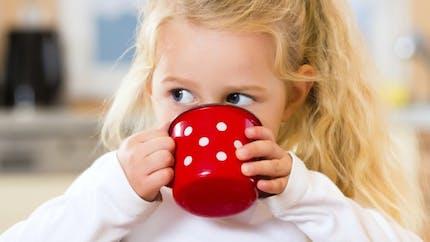 Enfants: des boissons pour chaque moment de la journée