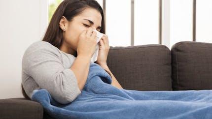 Grippe: 5 millions de malades prévus au total