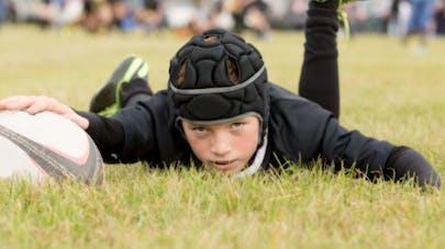 Le rugby, un sport dangereux pour un enfant?