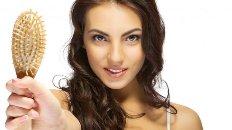 La chute de cheveux préoccupe une femme sur deux