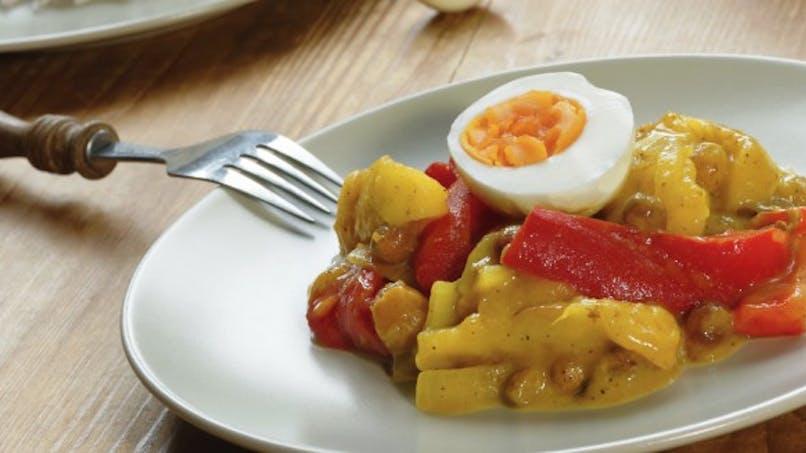 Manger des œufs pour augmenter les bienfaits des légumes