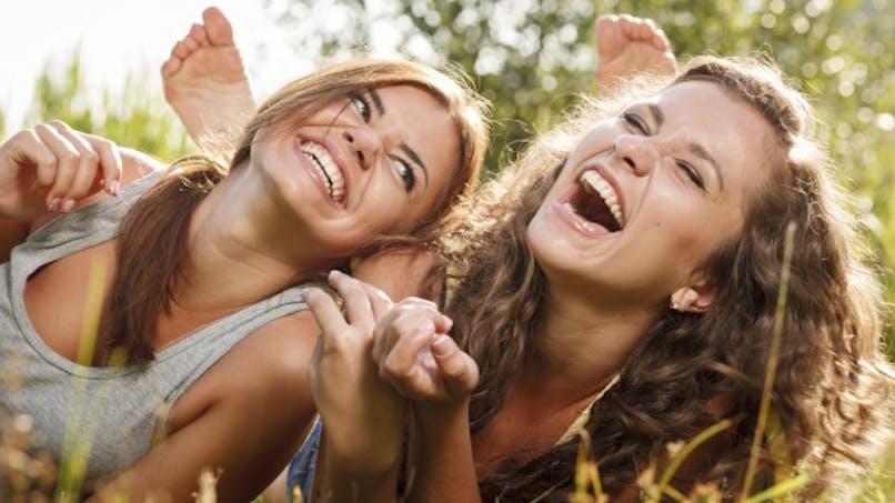 Les 5 bienfaits du rire